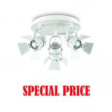 Ciak AP3 bianco Ideal Lux LAMPADINE LED OMAGGIO