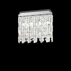 Elisir PL4 cromo Ideal Lux LAMPADINE LED OMAGGIO