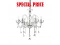 Canaletto SP6 trasparente Ideal Lux LAMPADINE LED OMAGGIO