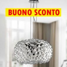 Dioniso Serie cromo Fan Europe LAMPADINE LED OMAGGIO