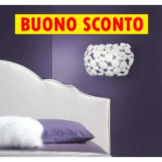 Dioniso Serie bianco Fan Europe LAMPADINE LED OMAGGIO