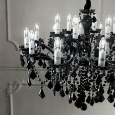 Florian sp12 nero con LED Ideal Lux