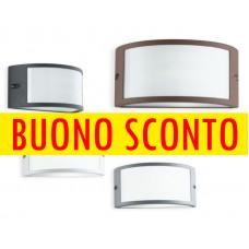 Austin applique Intec Fan Europe LAMPADINA LED OMAGGIO