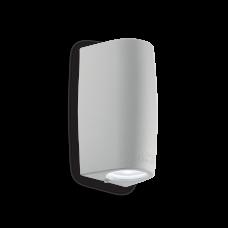 Keope AP1 small grigio Ideal Lux LAMPADINE LED OMAGGIO